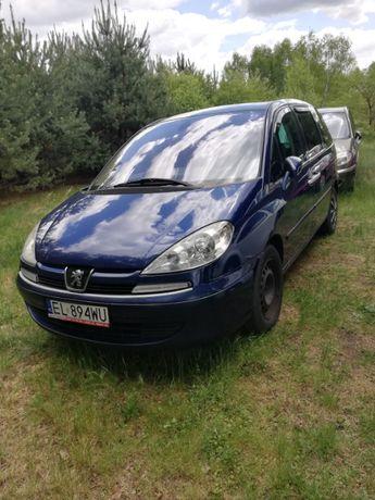 Sprzedam Peugeota 807 aut.