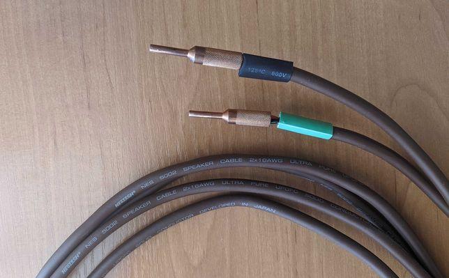 Акустический кабель Neotech NES-5002