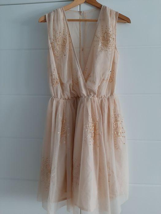 Elegancka sukienka tiulowa ASOS rozmiar 42 (L/XL) Sulejówek - image 1