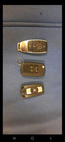 Ключи / болванки Mersedes BMW Renge Rover