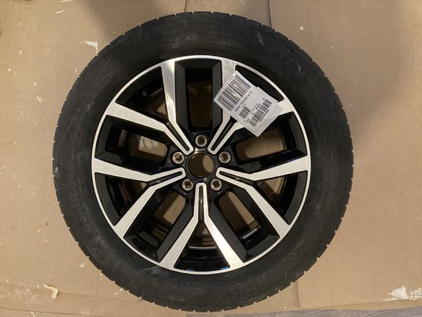 "Nowe koło 17"" VW Passat B8 7x17 ET40 5x112 NIVELLES Continental 215/55"