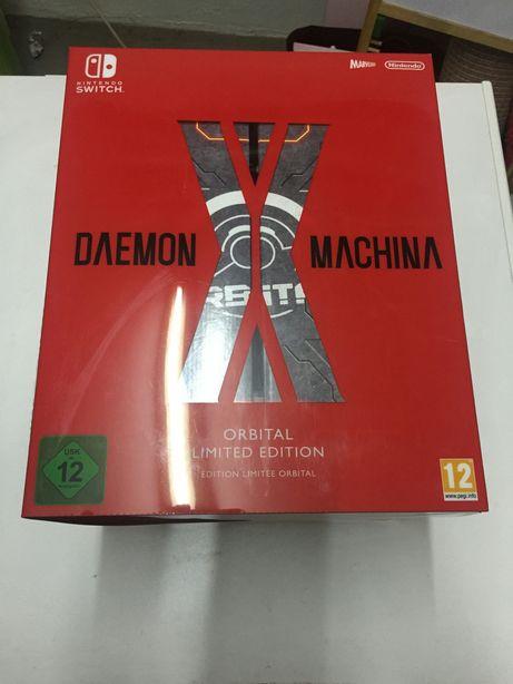 Daemon & Machina Edição Limitada Colecionador Nintendo Switch