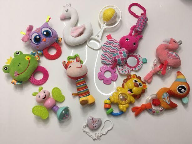 Zestaw zabawek niemowlęcych