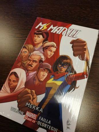 Komiks Ms Marvel - nowy w folii