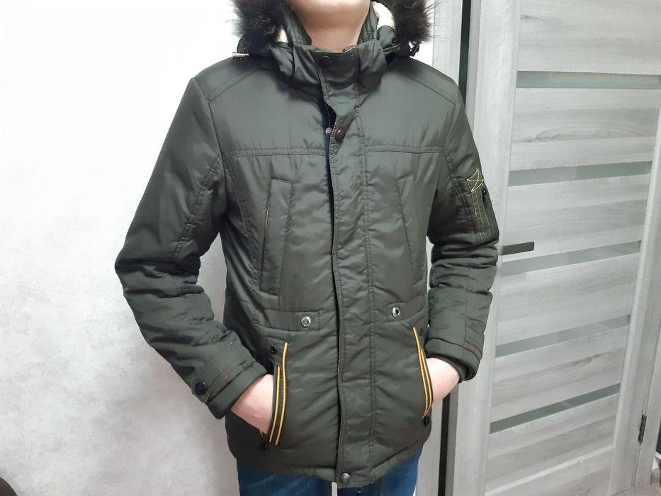 Зимняя курточка на мальчика Харьков - изображение 1