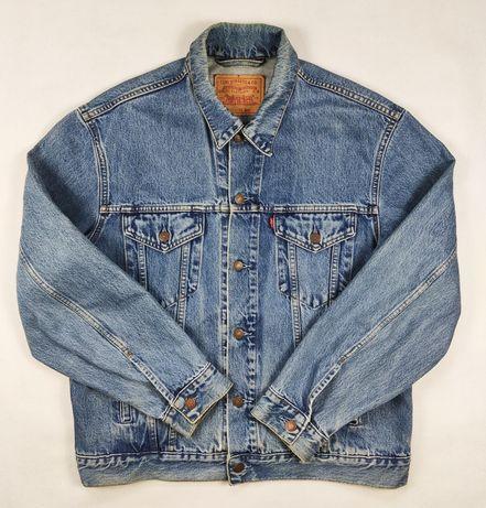 Levi's męska kurtka jeansowa rozmiar L