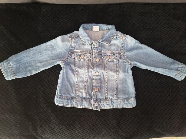 Kurtka jeans H&M
