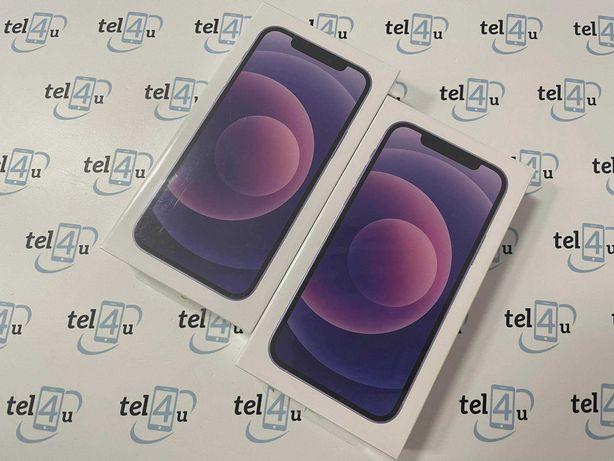 Tel4u Dostępny Iphone 12 128GB Fioletowy Długa35