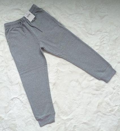 Y.F.K. spodnie dresowe chłopięce r. 128 NOWE