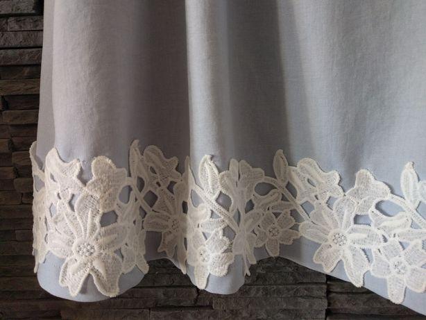 Sukienka na wesele, ślub, bal, poprawiny dla panny młodej, naturalna