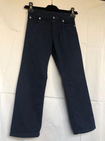 Детские брюки штаны на мальчика темно-синие Диор Dior