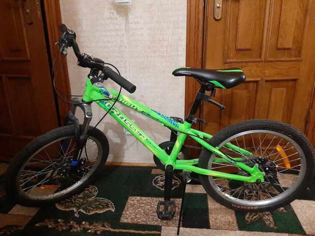 Спортивный велосипед для мальчика