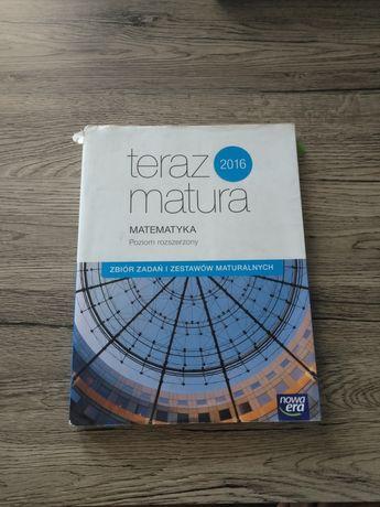 Podręcznik książka do matematyki rozszerzonej teraz matura 2016