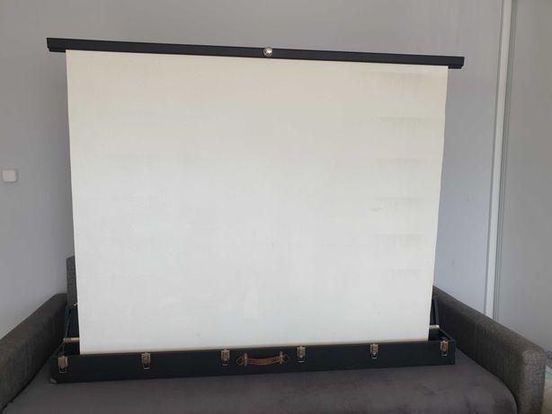 Przenośny ekran STELLA duży 158x120