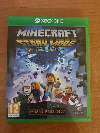 Minecraft Story Mode Season 1 xbox one