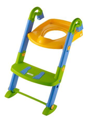 Детское сидение для унитаза Rotho Babydesign Toilet Trainer с лесенкой