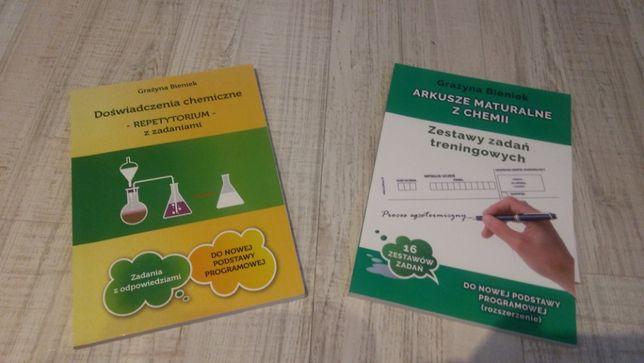 Arkusze maturalne Chemia