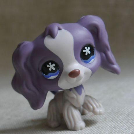 Littlest Pet Shop Lps Figurka Pies Spaniel