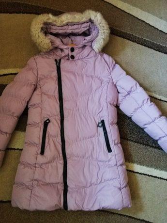 зимняя куртка 140 р