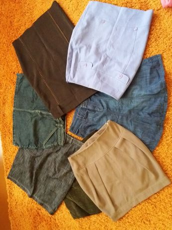 Юбка юбки на любой вкус одним лотом дешевле 46-48