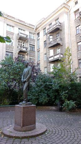Липки Институтская 16 105м2. Грушевского Садовая Шелковичная Банковая