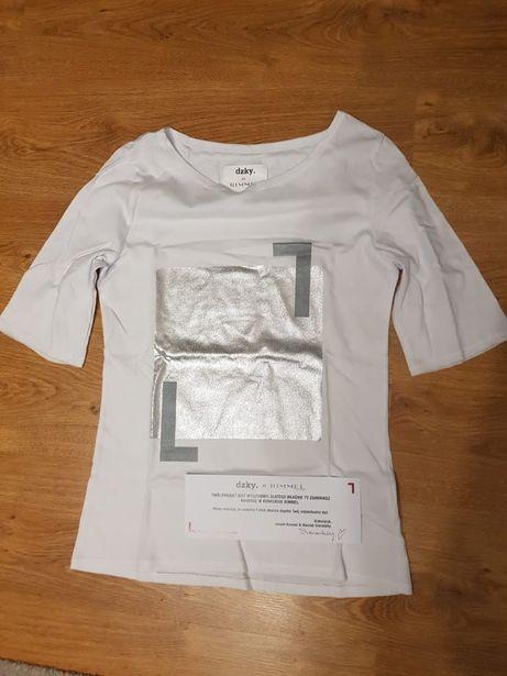T-shirt Dzky Maciej Sierdzki + autograf