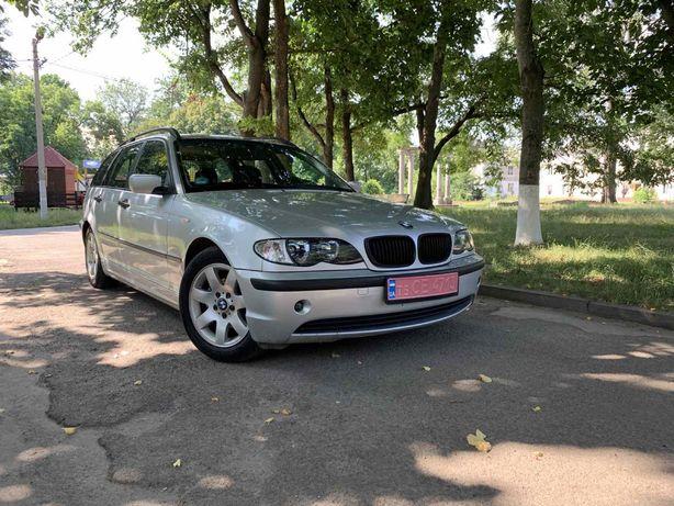 BMW 318i Restalling