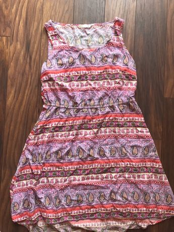 Sukienka etno firmy ONLY - piekna!