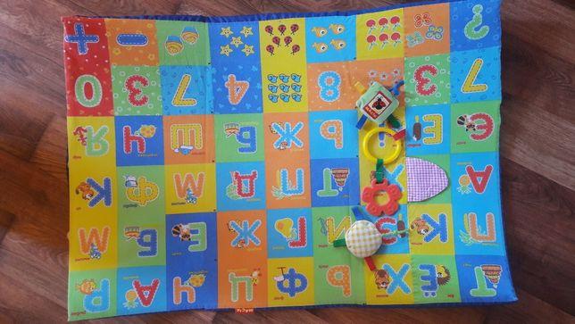 Ігровий килимок. Килим. Коврик+Подарок