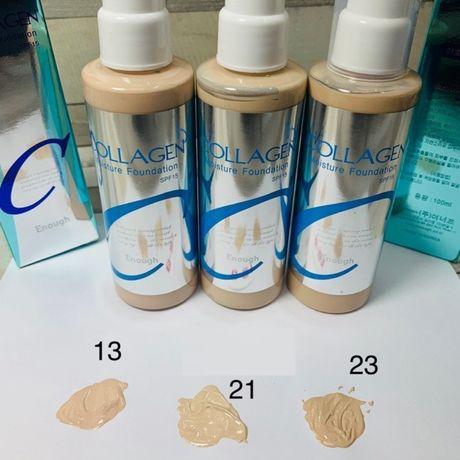 Тональный крем Enough Collagen Moisture Foundation √13 , 21, 23
