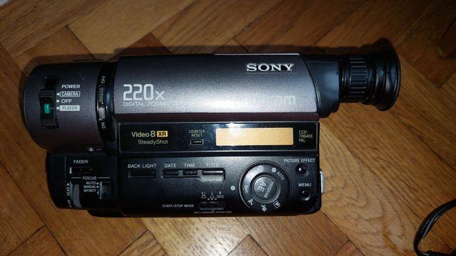 Kamera Sony analogowa