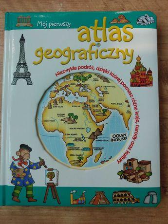 Mój pierwszy atlas geograficzny