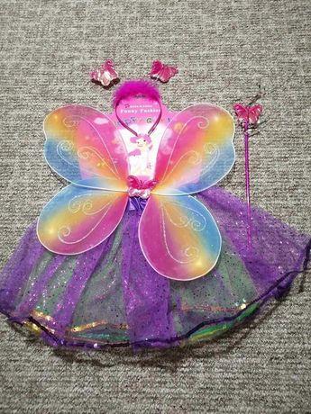 Новый костюм бабочки