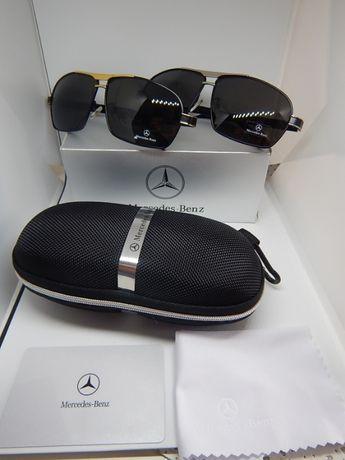 Okulary POLARYZACYJNE Mercedes-benz UV400