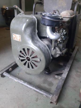Silnik spalinowy Ud2m1, pab4 agregat prądotwórczy, pompa