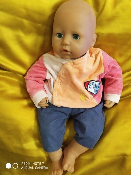 Кукла пупс 46 см Беби Анабель Baby Annabell