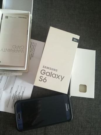 W pełni sprawny Samsung Galaxy S 6, 32gb, gratis prawie nowe etui