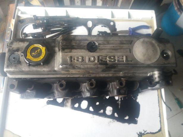 Vendo cabeça de motor , 1800 diesel da Ford 1988