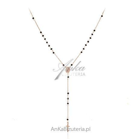 ankabizuteria.pl biżuteria zszmaragdami Naszyjnik z pereł hodowlanych