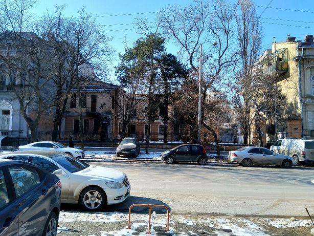 Продам здание с участком на Маразлиевской