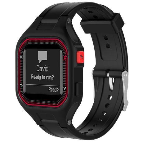 Pasek do zegarka Garmin 25 Czarny Wymienny Z Narzędziami Wys24h Od Ręk