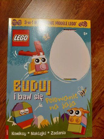 Książka lego ( bez figurki)