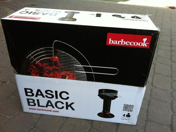 Nowy GRILL Barbecook Basic Black