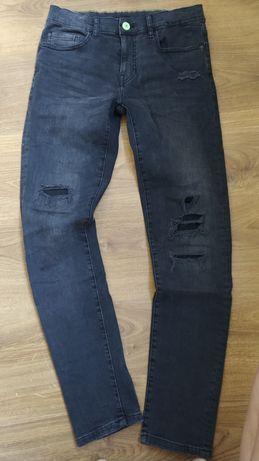 Продаю джинсы ZARA, рост 164