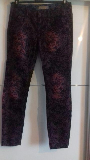 Spodnie damskie Jeans moro Amisu Skiny roz.40-42 jak nowe