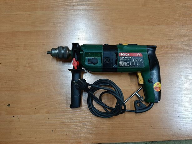 Wiertarka dwubiegowa z udarem BOSCH CSB 850-2RLT 850 watt