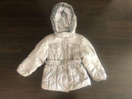 Kurtka zimowa Zara 4-5 lat