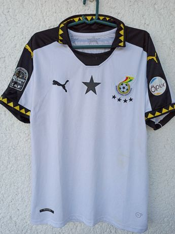 Футбольная футболка сборной Ганы Ghana Гана puma shirt