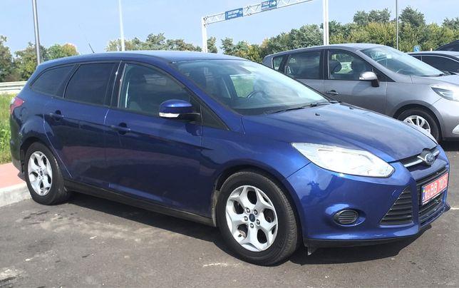 Аренда авто с правом выкупа Ford Fokus 2014