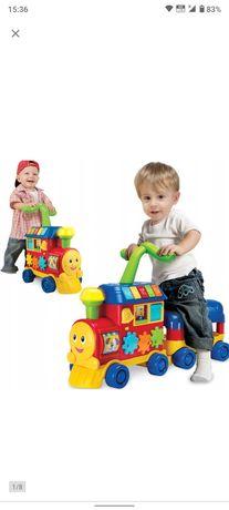 Smily Play lokomotywa